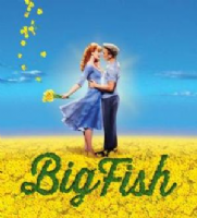 Big Fish The Musical Original Broadway Cast CD